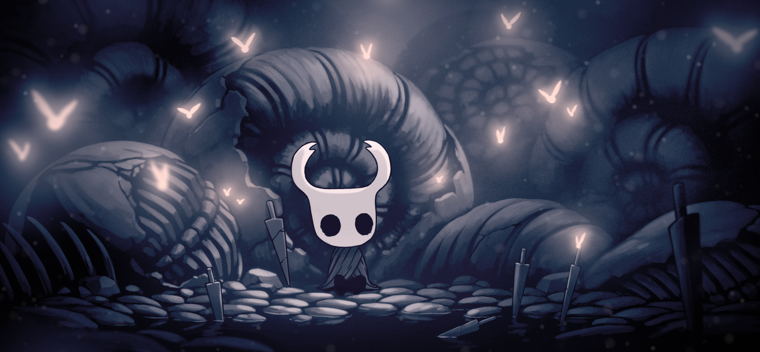 Why you shouldn't sleep on Hollow Knight, one of 2017's best games