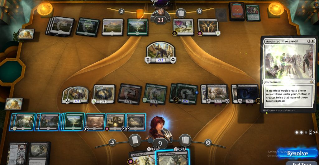 Magic the Gathering: Arena beta impressions