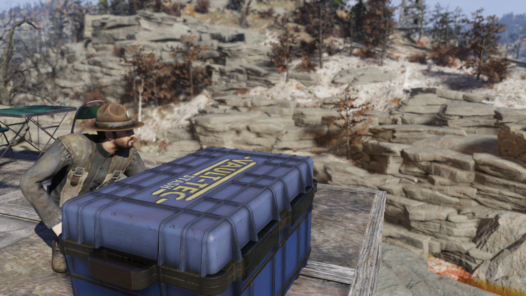 Make your Fallout 76 experience a bit more pleasant with these inventory mods