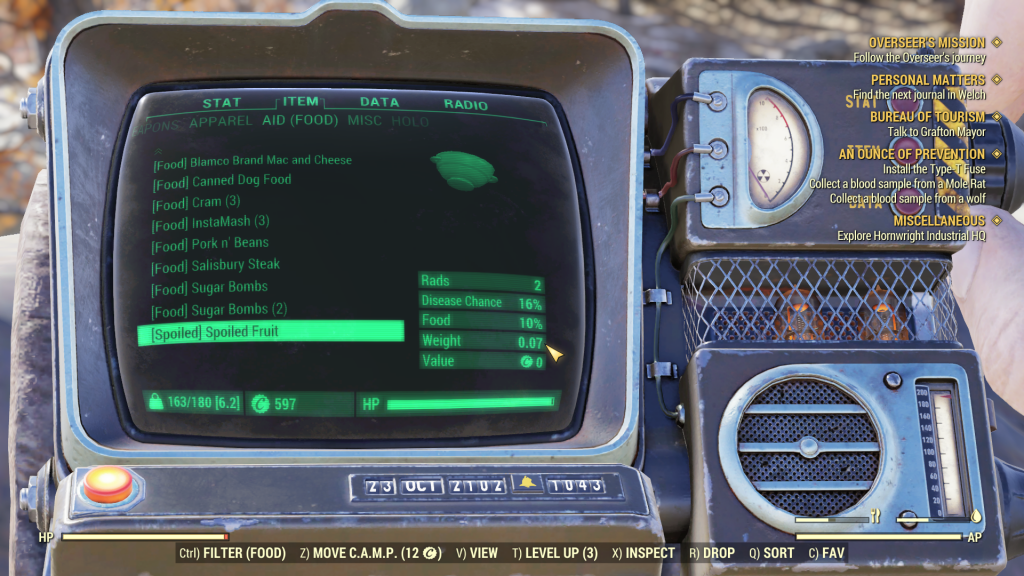 Make your Fallout 76 experience a bit more pleasant with these
