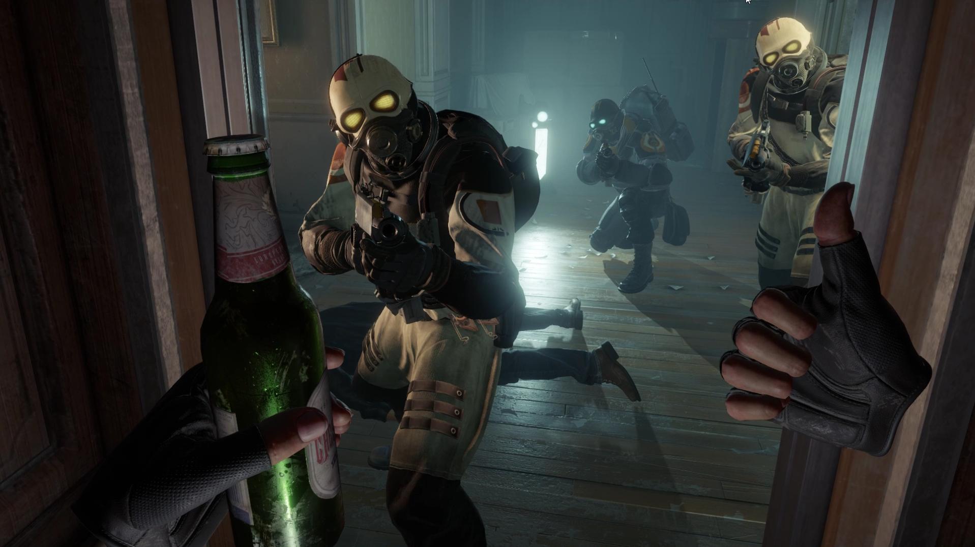 Half-Life : Alyx Impressions: Virtually Amazing